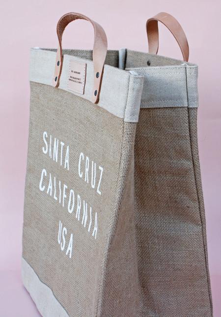 market bag,apolis,santa cruz Apolis + Cameron Marks Market Bag