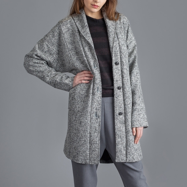 Allison Wonderland 'Citizen' coat