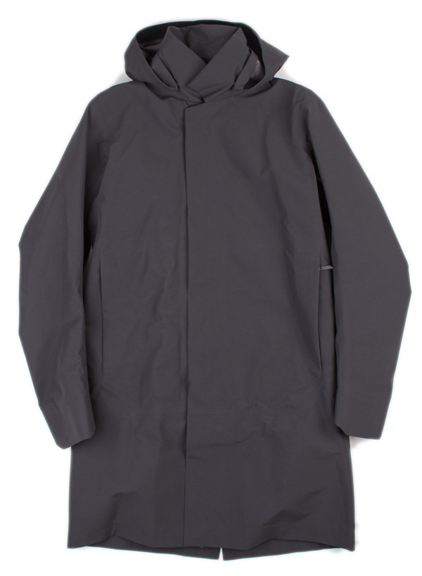Men's Arc'teryx Veilance Galvanic IS Coat Soot