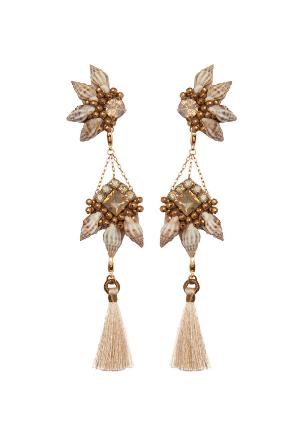 Deepa Gurnani Caia Earrings