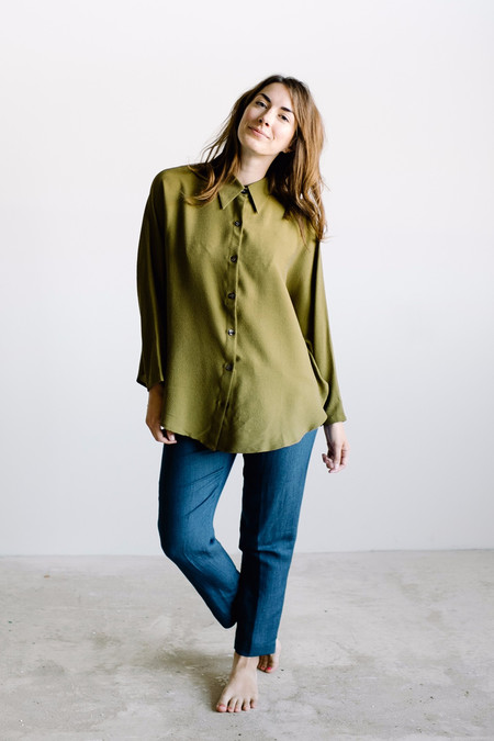 Megan Huntz Steph Blouse