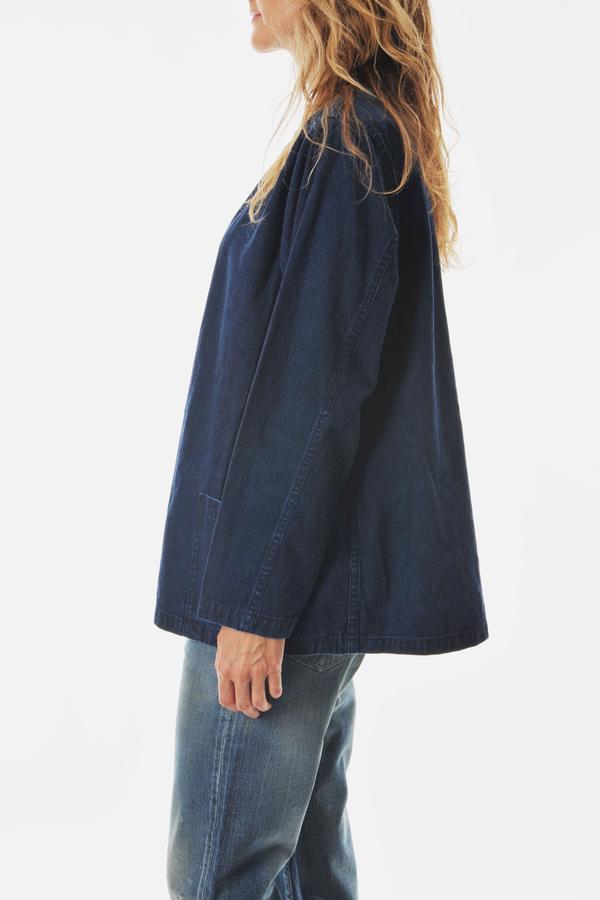 Denim Engineer Jacket by Chimala