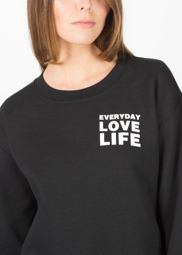 Harvey Faircloth Love Life Pullover