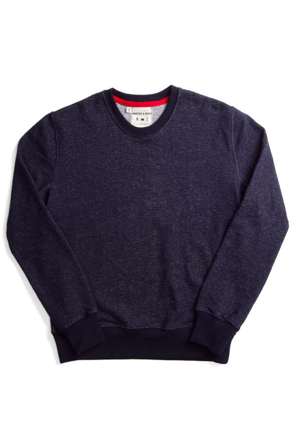 Bridge & Burn Columbiaknit Sweatshirt Navy