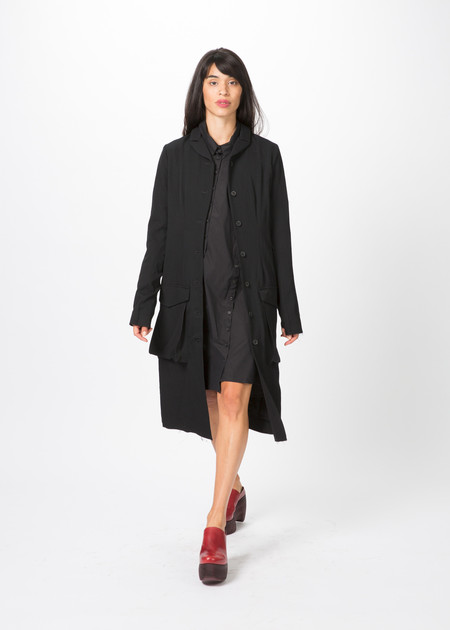 Rundholz Cinch-Back Trench