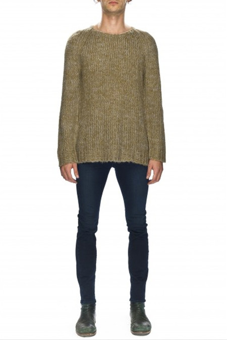 Men's NEUW Ultimate Knit | Moss Melange