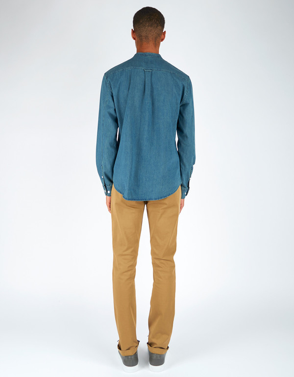 Men's No Nationality Marco Chino Camel