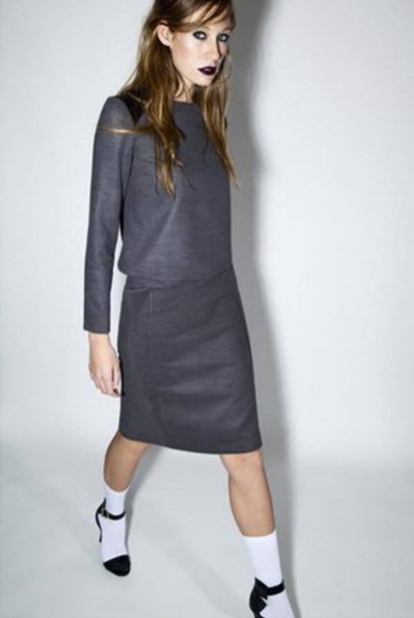 Cihuah C18#05 Rectangle Cloth Skirt