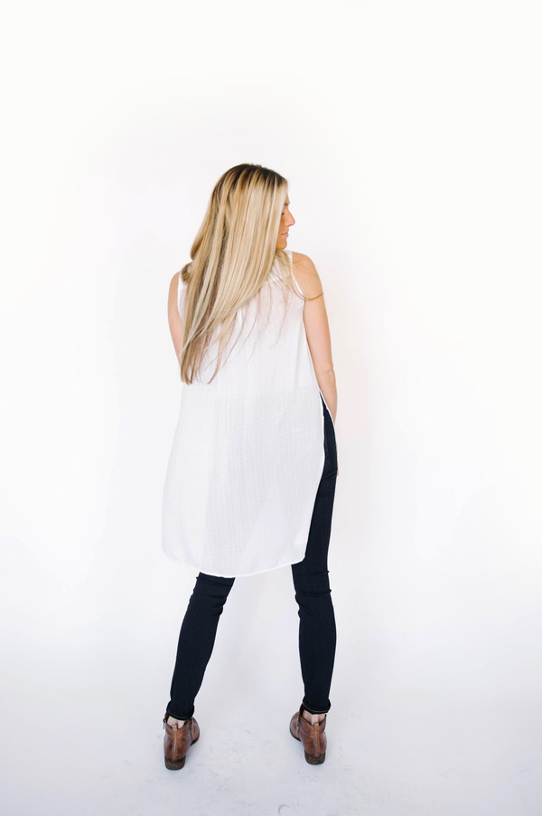 Sunday Supply Co. Hi-Low Tunic