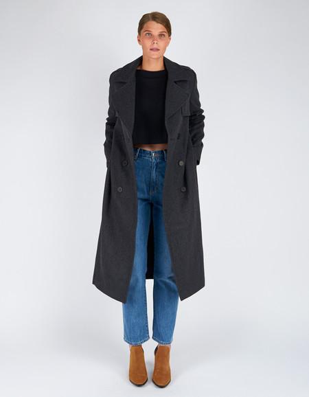 Minimum Jea Outerwear Charcoal