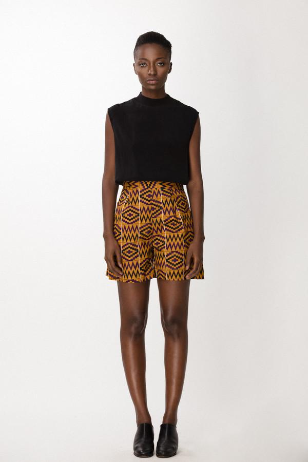 Osei-Duro Lorem Shorts in Navrongo