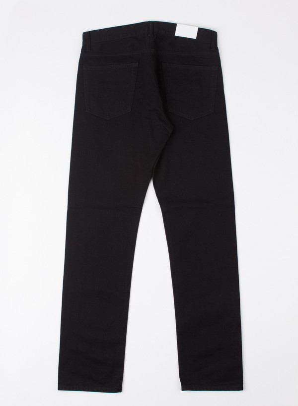 Men's Our Legacy First Cut Black Rinse