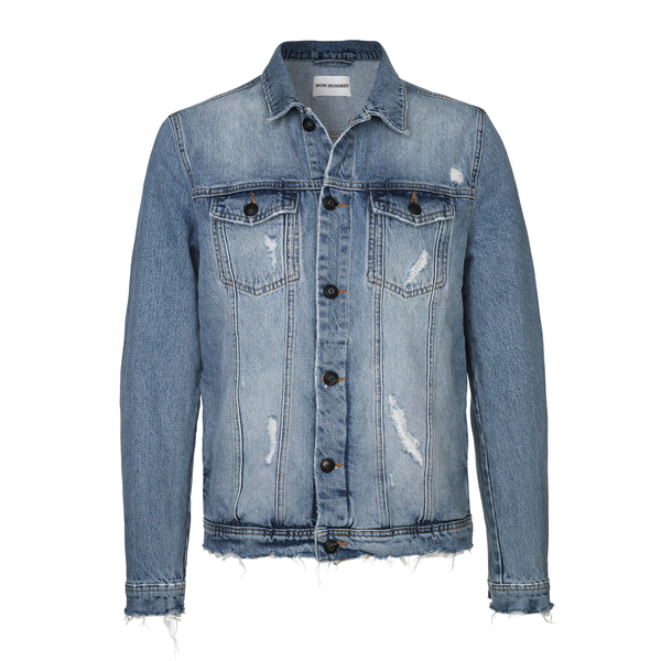 Fourteen Denim Jacket - Light Vintage