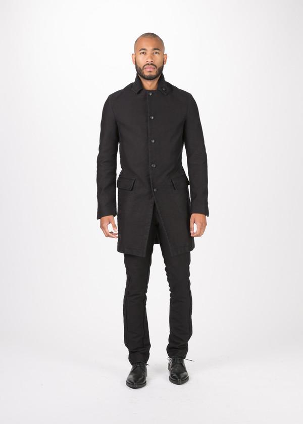 Men's Hannes Roether Zig Coat