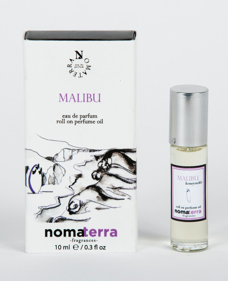 Nomaterra Malibu Honeysuckle Roll On Perfume