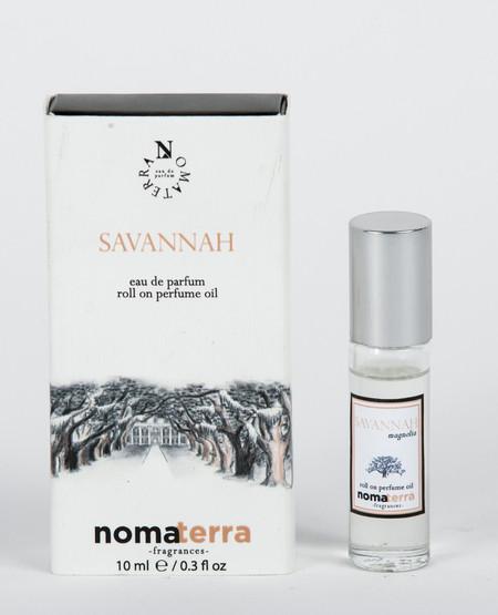 Nomaterra - Savannah Magnolia Roll On Perfume