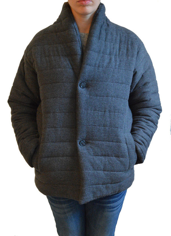 Objects Without Meaning Quilted Jacket
