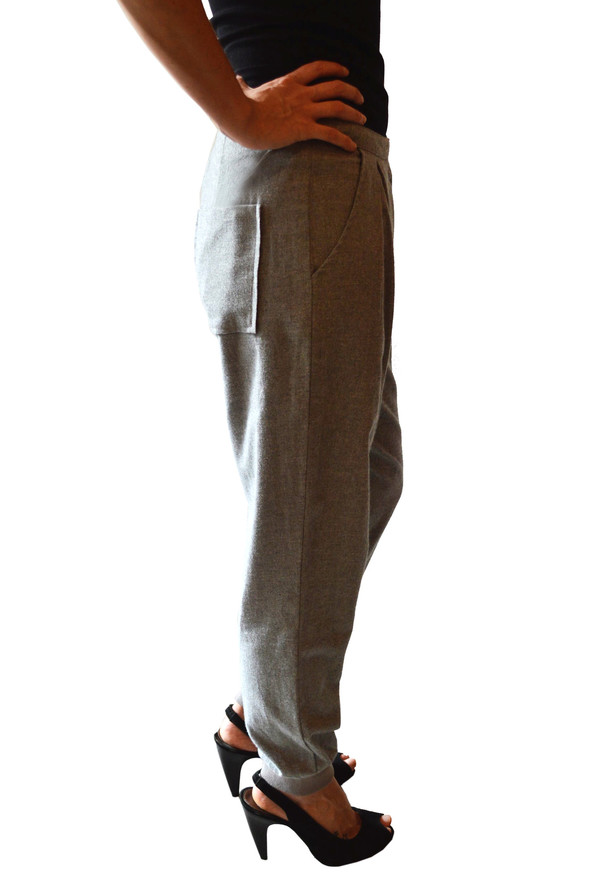 Objects Without Meaning - Union Pleated Pants
