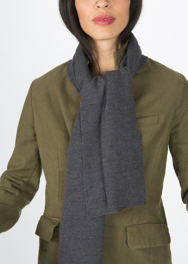 Hannes Roether Merino Scarf