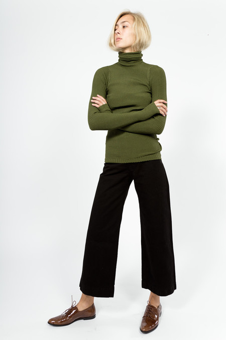 Trademark Ribbed Turtleneck