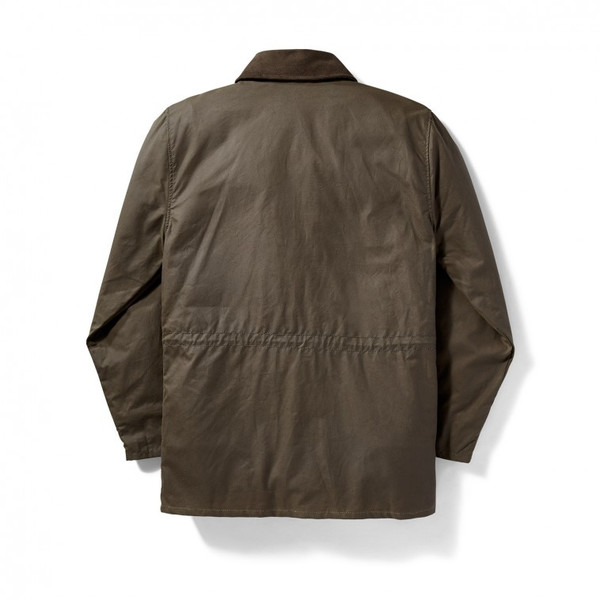 Men's Filson Cover Cloth Mile Marker Coat