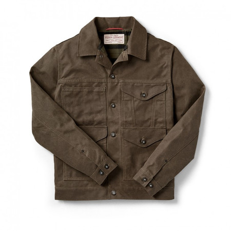 Men's Filson Lined Short Cruiser