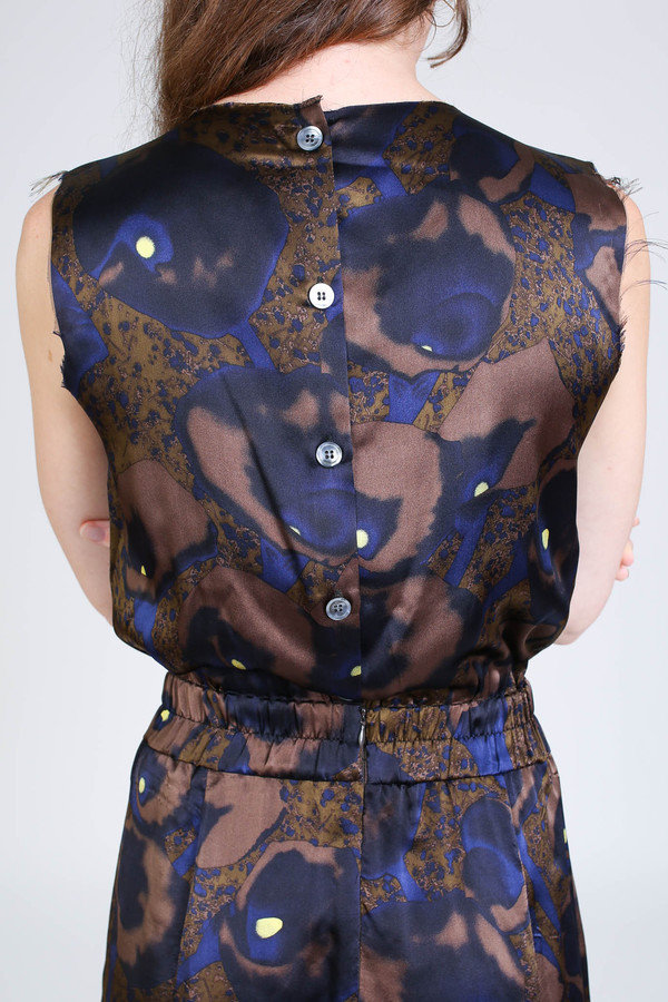 No.6 Store Colven dress in olive calla