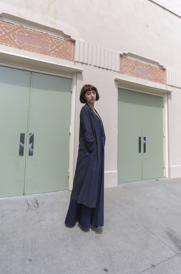 Wolcott : Takemoto Norma Jacket in Navy