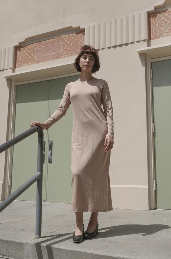 ARE Studio Tunnel Dress in Blush