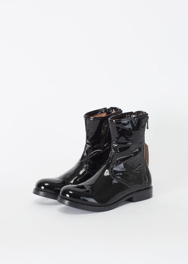Esse ut Esse Double Zipper Boot