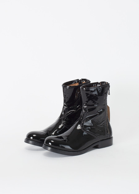 Esse ut Esse Double Zipper Boot