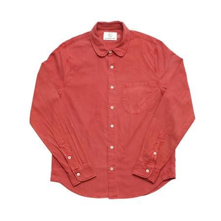 Olderbrother Classic Shirt - Red