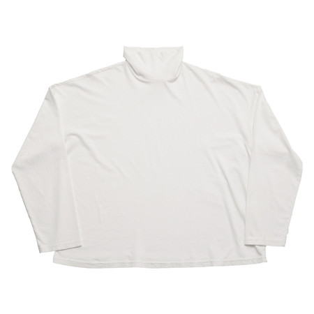 Olderbrother Turtleneck - White