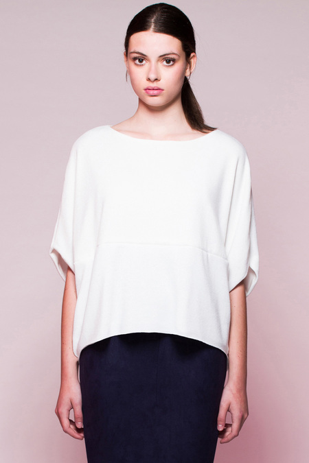 Valerie Dumaine 'Elin' top
