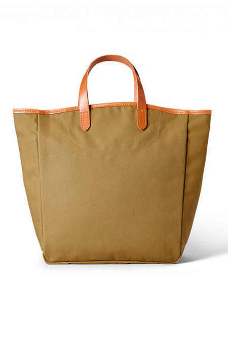 Filson Medium Bucket Tote Tan