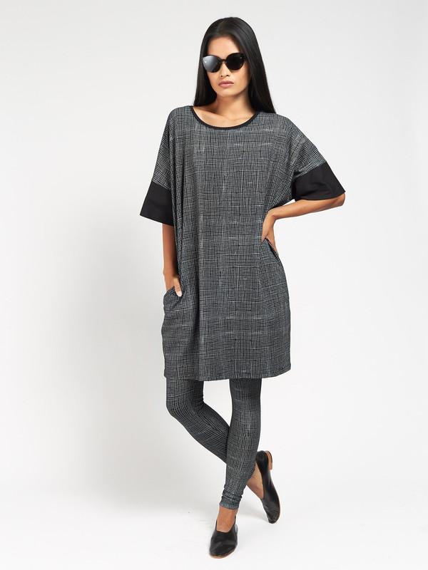 Kowtow Gridlines Dress