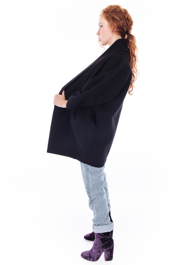 Reality Studio Xiong Coat (Black)