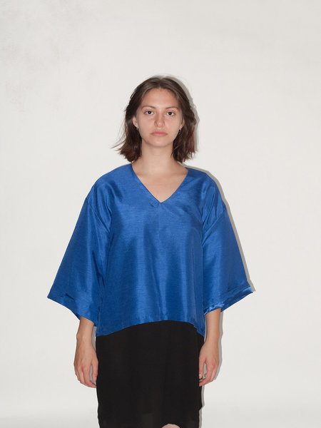 Bodega Thirteen KAT TOP - COBALT