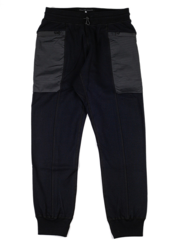Men's Reigning Champ Sweatpant Hybrid Terry/Honeycomb Black