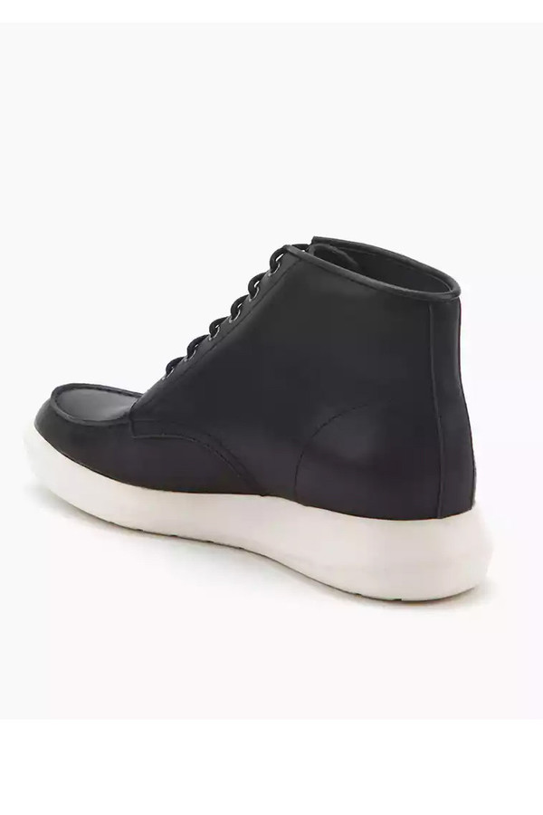 Men's United Nude - Flow Ankle Boot Blk+White