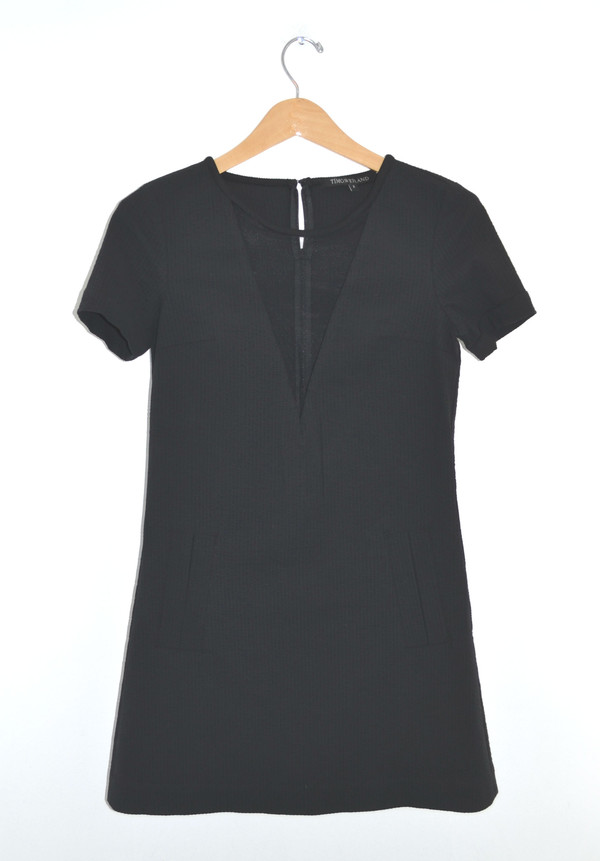 TIMO WEILAND - Katrina Dress Black