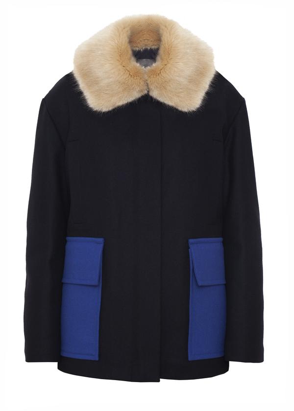 D. Efect Edna Snug Jacket