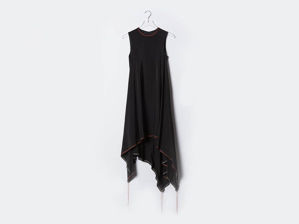 Acne Studios Acne Sleeveless Tassle Dress
