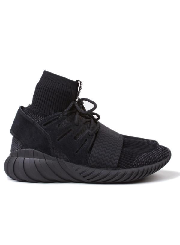 Men's Adidas Tubular Doom PK Core Black