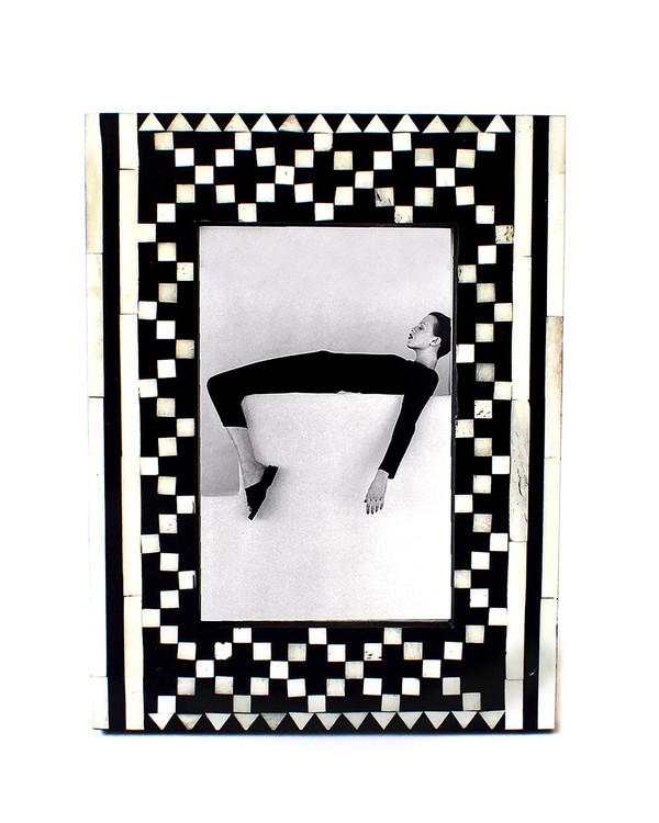 "Aelfie Maimana Inlay 5"" x 7"" Picture Frame"