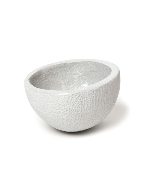 Chen Chen & Kai Williams Chen & Kai Grey Cantelope Stone Fruit Planter