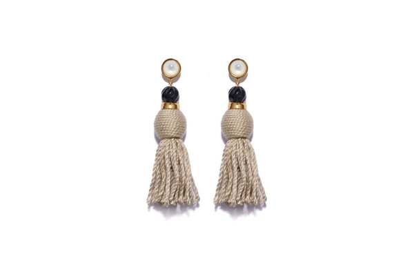 Lizzie Fortunato Modern Craft Earrings