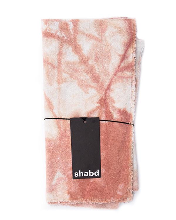 Shabd Crystalline Napkin Set in Suntan
