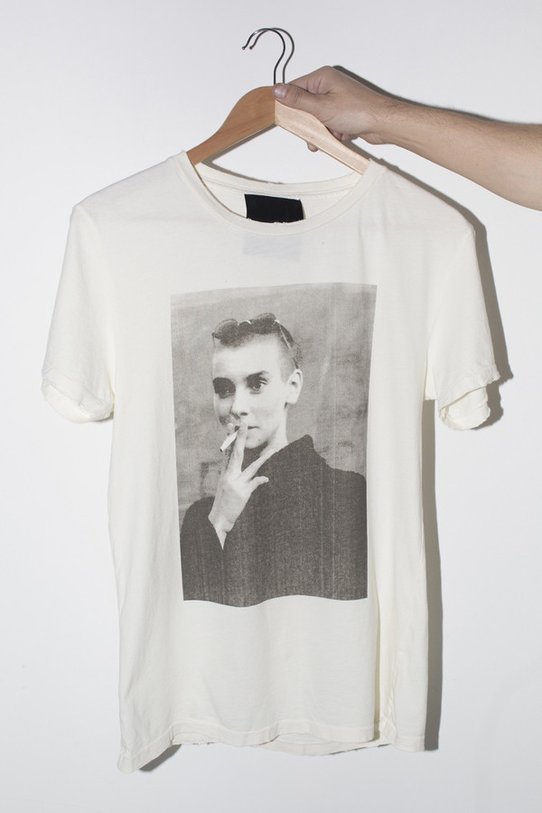 Unisex Assembly New York Cotton Sinead T-shirt