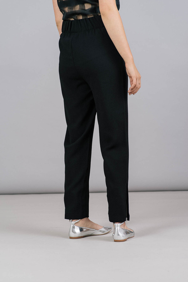 Ganni Clark Black Pants